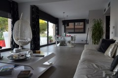 luxury villa for rent on Costa Dorada