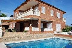 rent villa in calafell costa dorada
