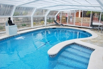 buy villa calafell indoor pool