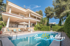 rent villa en La Mora Tarragona